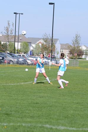 Oswego East Girls Varsity Soccer Vs Plainfield No. 2013