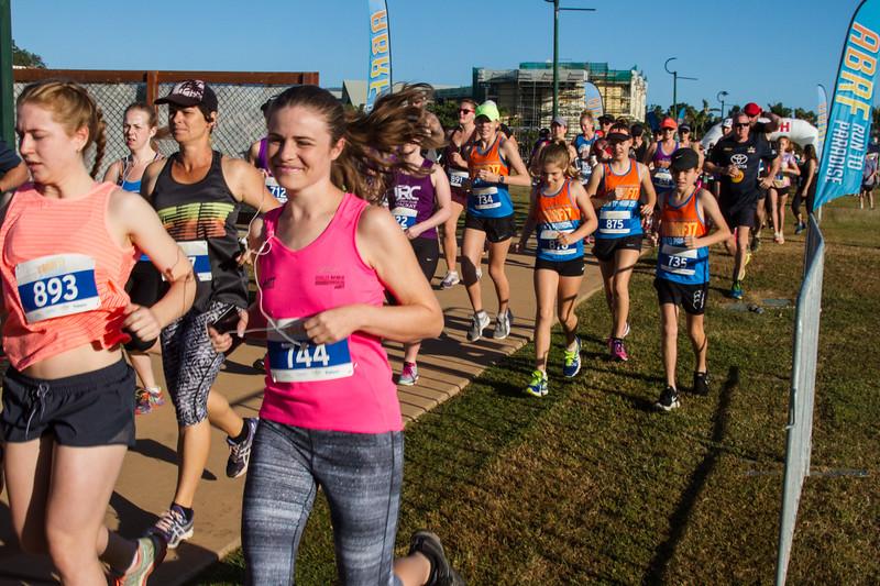 2017 Airlie Beach Running Festival