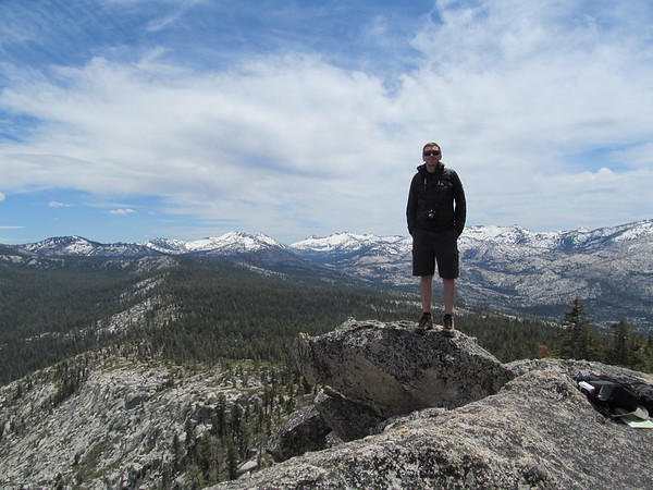 LOST CORNER MOUNTAIN: MAY 2015