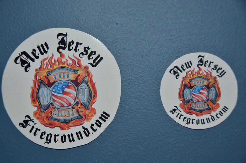 NJFG Stickers for Sale