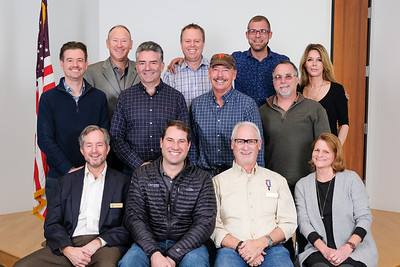 012219_MBABoard and Tom Barr Receives Peter Arrigoni Award