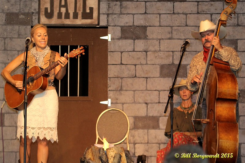 Eli Barsi & John Cunningham - Vilna Cowboy Fest 2015 537