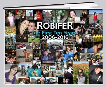 Robifer The First Ten Years 2006-2016