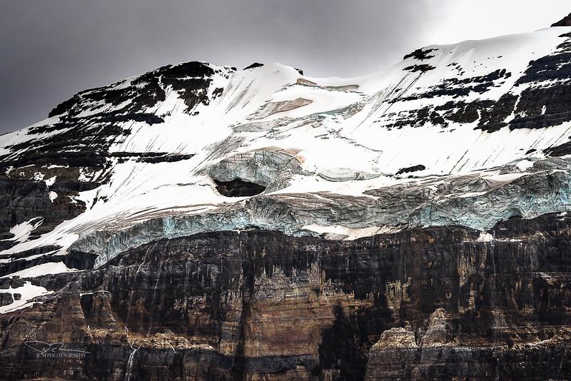Mt Victoria/Victoria Glacier