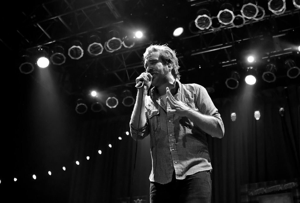 2/7/12<br /> <br /> Scott Terry of Red Wanting Blue, House of Blues Cleveland