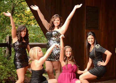 Corina & Friends - Homecoming 2012