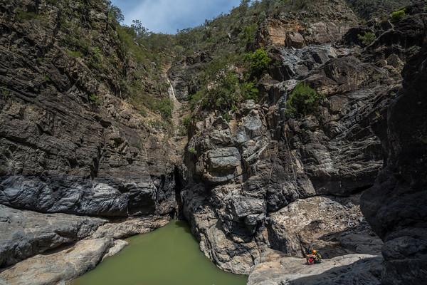 Jerrara Creek Nov 2019