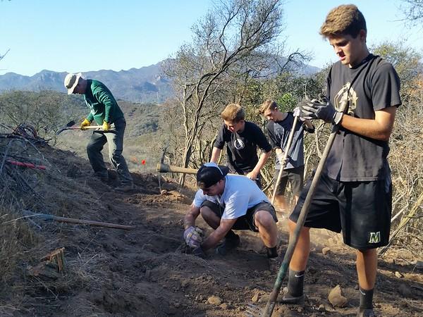 2014-10-18 - COSCA Fall Trailwork Day