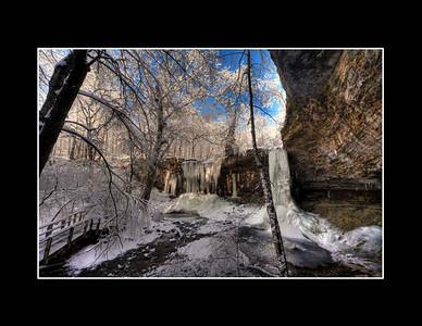 Charleston Falls Preserve Tipp City, Ohio