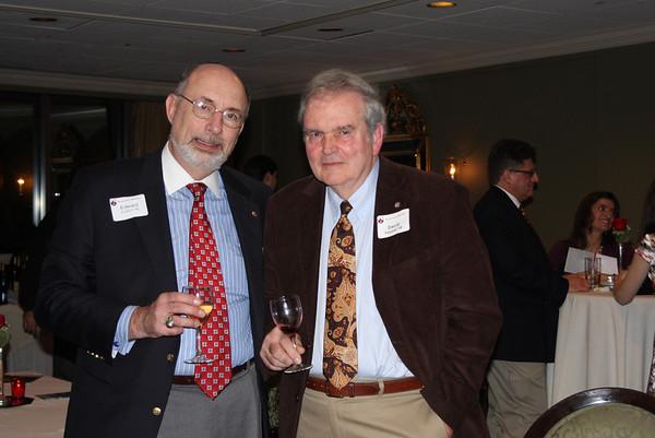 January 10, 2012 Atlanta Alumni Reception