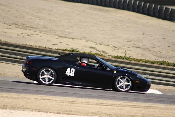 #49 Black Lamborghini