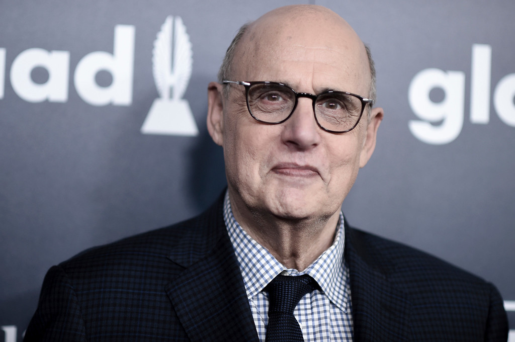. Jeffrey Tambor attends the 28th Annual GLAAD Media Awards at the Beverly Hilton Hotel on Saturday, April 1, 2017, in Beverly Hills, Calif. (Photo by Richard Shotwell/Invision/AP)