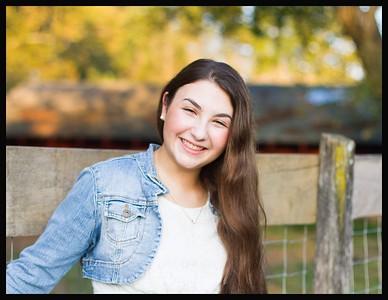 Kara's Senior pics #2