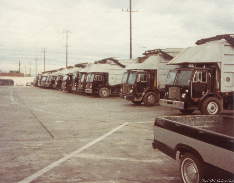 Best Disposal Fleet Shot ca. 1981