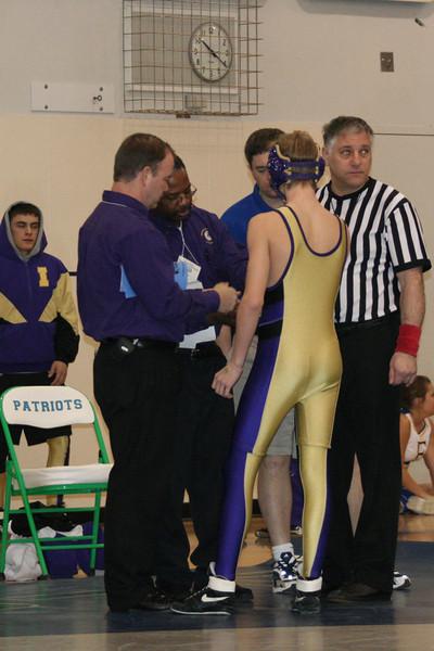 2006-02-11 IHS Wrestling at Regionals