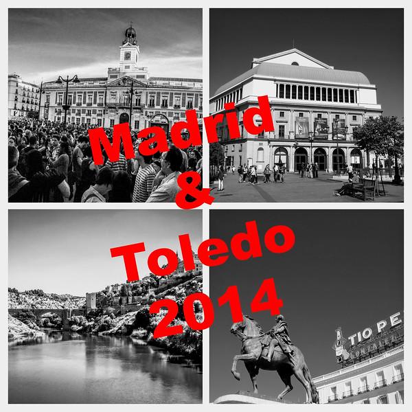 Madrid & Area