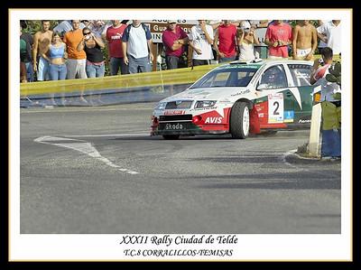 Rally Ciudad de Telde XXXII Edición - T.C.8 Corralillos Temisas