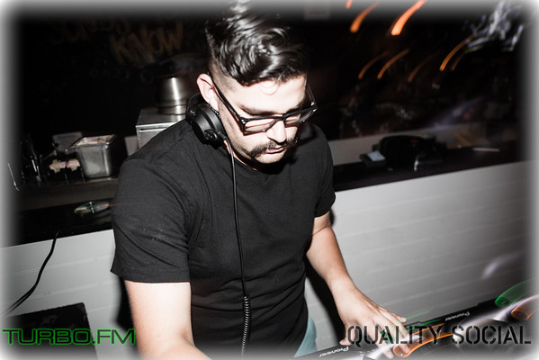 Dimitri from Paris @ Quality Social 6-20-13