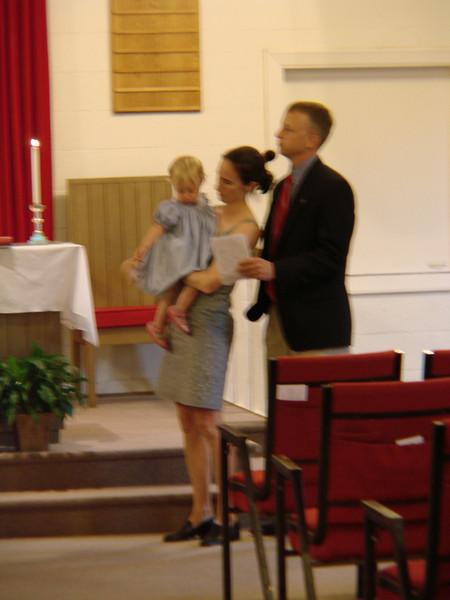 Park Street Christian Church Infant Dedication 2009 July 011.jpg