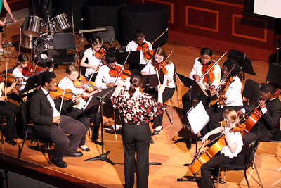2013 Macon Youth Symphony at Fickling Hall