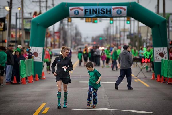 2015 St. Patrick's Day 5K