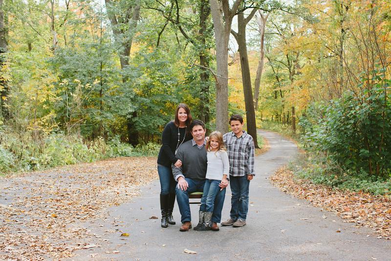 Nicole & Family Mini Session