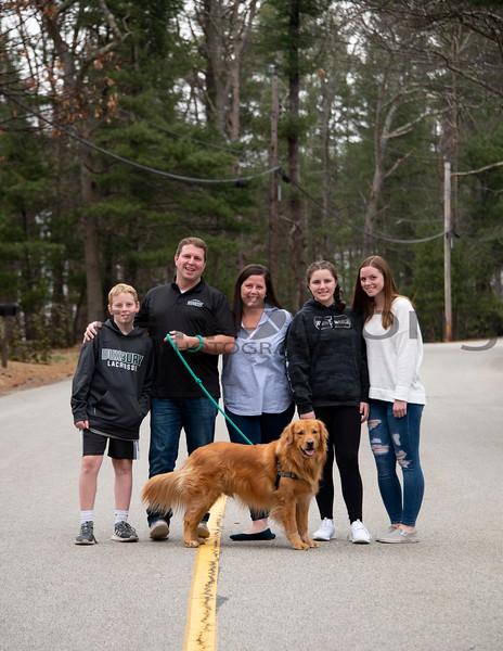 Magner Family 2020