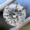 1.36ct Old European Cut Diamond GIA L SI1 3
