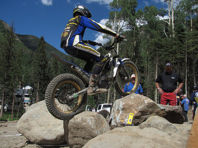 Western Youth National Trials Event at Taos Ski Valley, NM  August 6-7, 2011