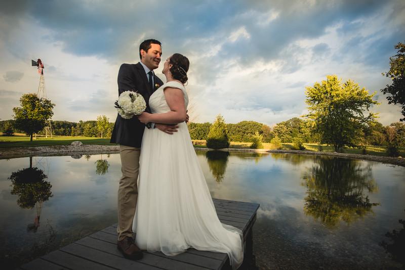 Lindsey & Carlos Wedding Story
