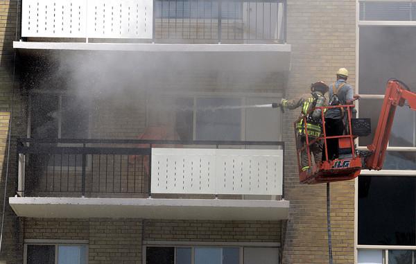 June 27, 2009 - Working Fire - Don Mills Rd