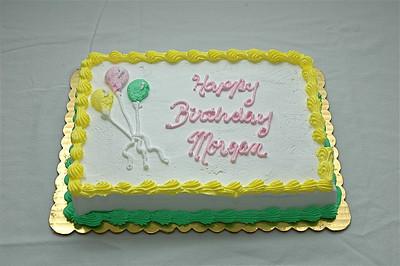 Morgan's 6th Birthday