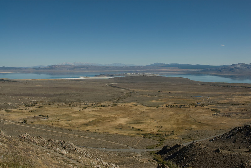 Mono Lake in Mono County, California