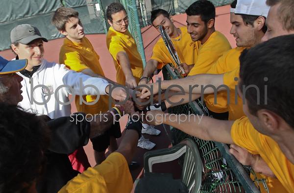 GCC Men's Tennis vs Occidential