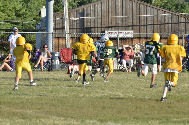 Wildcats vs Raiders Scrimmage 042.JPG