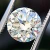 2.01ct Transitional Cut Diamond, GIA M VS2 2