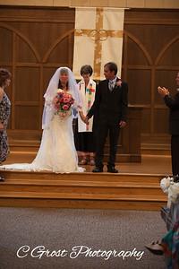 Dave & Ginger Watkins Wedding