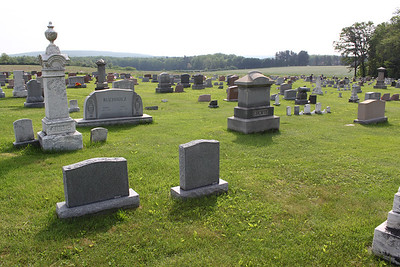 Quakake American Legion Memorial Day Detail, White Church, Barnesville, Hometown (5-30-2011)