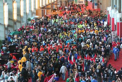 2007 Atlanta Championship Day 1