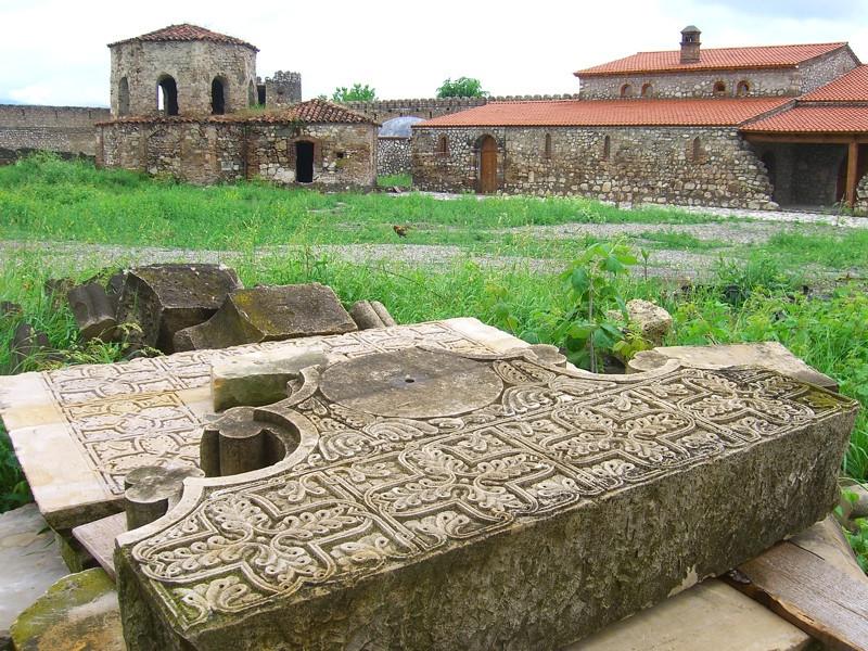 Georgian Monastery - Kakheti, Georgia