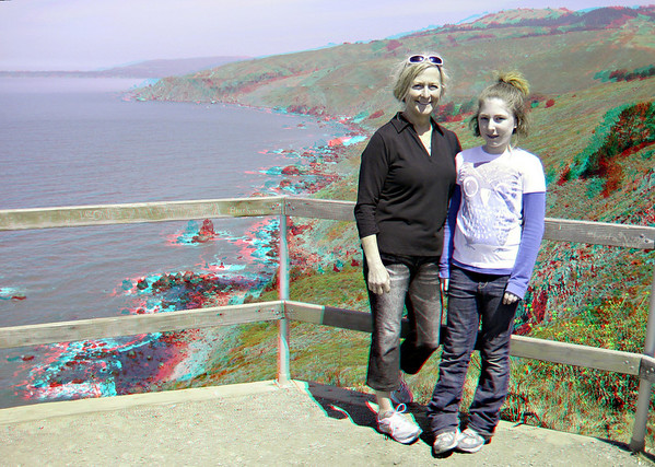 Aunt Carole and Emma Visit June 2010