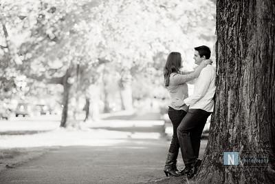 Ingrid + Ben's Engagement :: Litchfield, CT