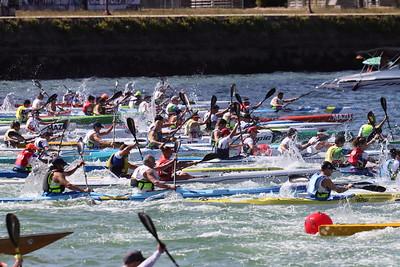 Trofeo Concello de Vigo de Piragüismo · Campeonato Kayak de Mar