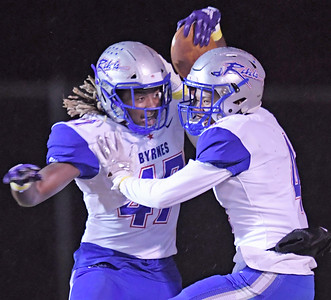 Byrnes Wins At Laurens