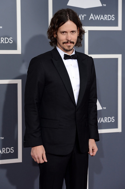 . Musician John Paul White arrives at the 55th Annual GRAMMY Awards at Staples Center on February 10, 2013 in Los Angeles, California.  (Photo by Jason Merritt/Getty Images)
