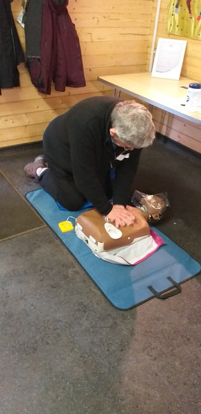 Activity First Aid March 2020