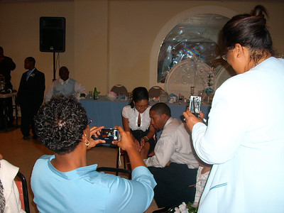 Latoyya and Jared's Wedding