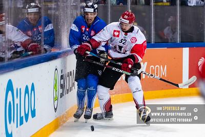 Champions Hockey League: EV Zug - Neman Grodno