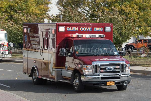 [520] Glen Cove EMS