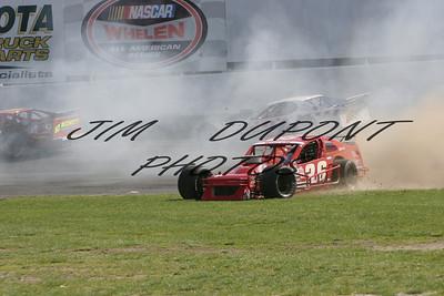 NWMT 4/26/09 Spring Sizzler Stafford Motor Speedway